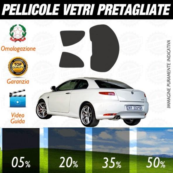 Alfa Romeo GT dal 2004 Pellicole Oscuramento Vetri Posteriori