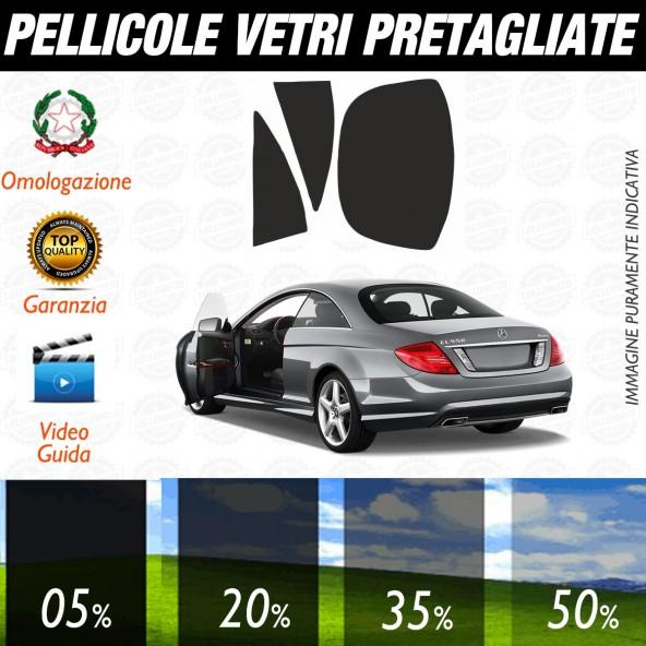 Mercedes CL dal 2007 al 2014 Pellicole Oscuramento Vetri Auto Pre Tagliate a Misura Posteriore