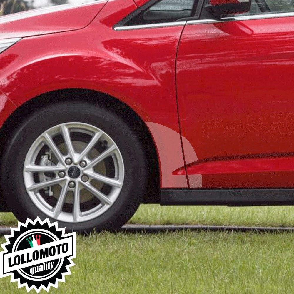 Kit 4 pz Pellicole Adesive Audi A4 Avant 09-15 Trasparenti
