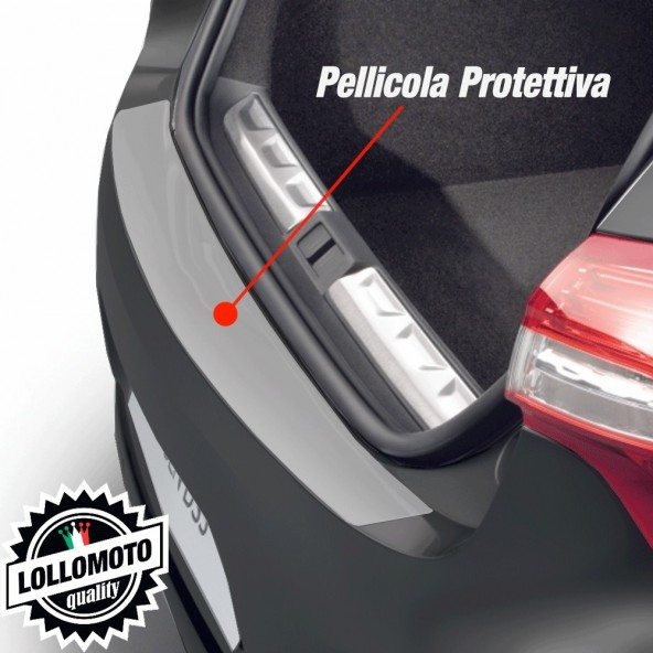 1x Protezione Carico Bagagliaio Audi A4 Avant 09-15 Antigraffio Trasparente Protettiva Paint Protection Film