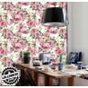 Carta da Parati Rose Interior Design Arredamento Personalizzato