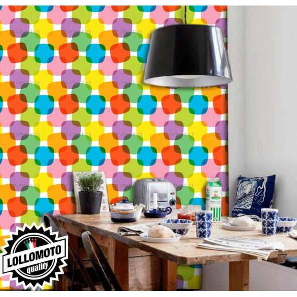 Carta da Parati Colours Interior Design Arredamento