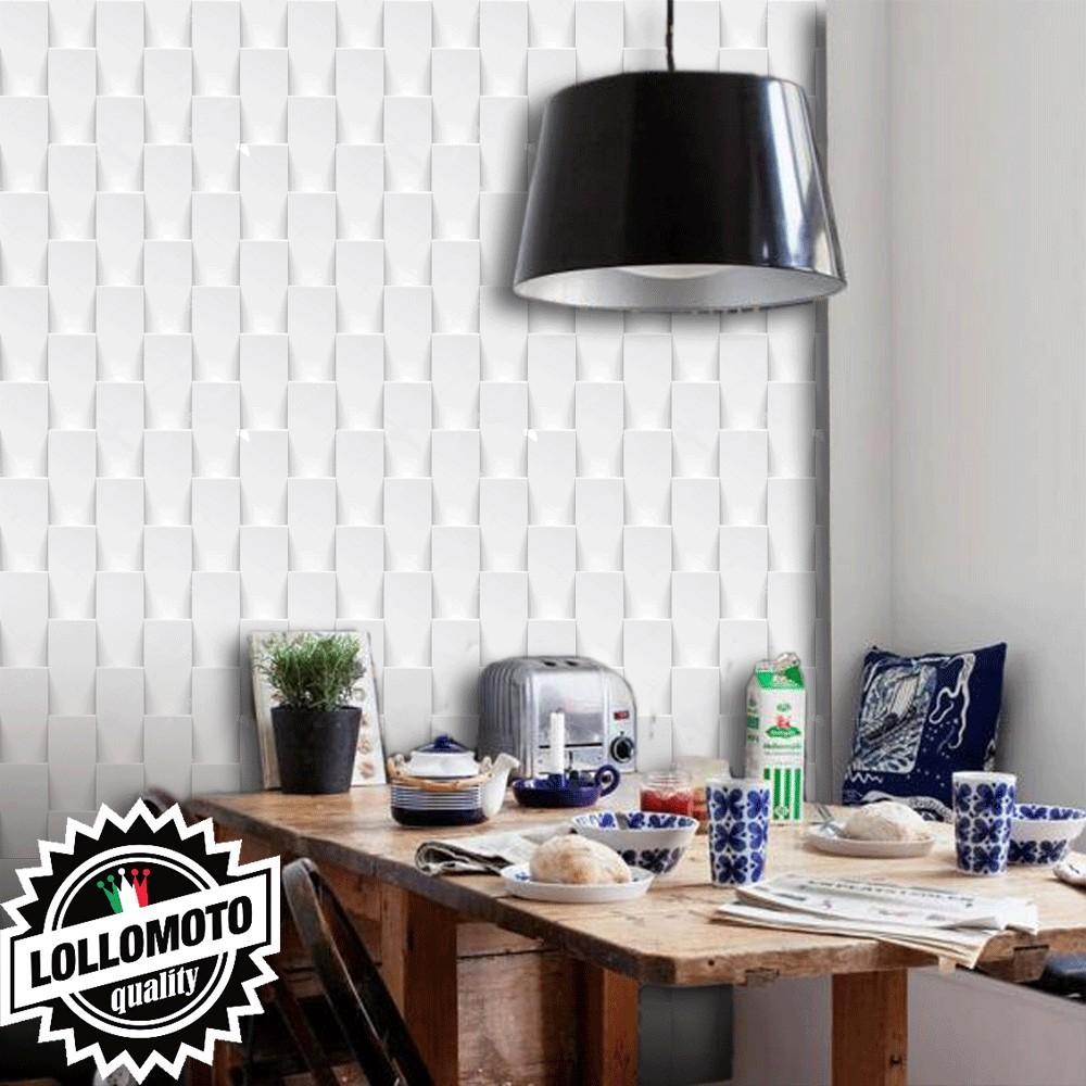 Carta da Parati Ceramica Lucida Moderna Interior Design