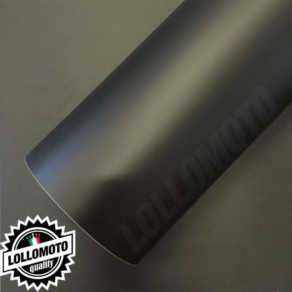 Nero Opaco Pellicole Adesiva Rivestimento Auto Car Wrapping