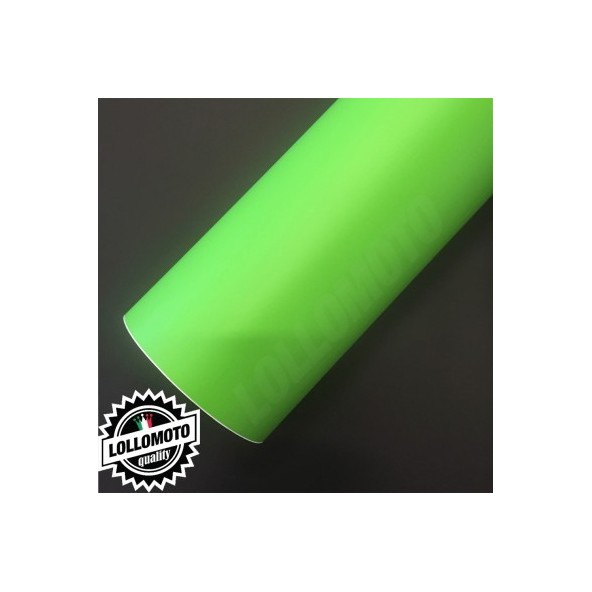 Verde Mela Opaco Pellicole Adesiva Rivestimento Auto Car