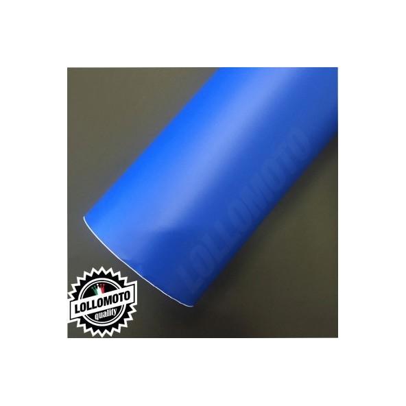 Blu Opaco Pellicole Adesiva Rivestimento Auto Car Wrapping