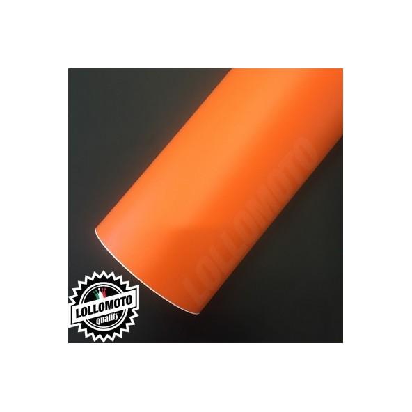 Arancio Opaco Pellicole Adesiva Rivestimento Auto Car Wrapping