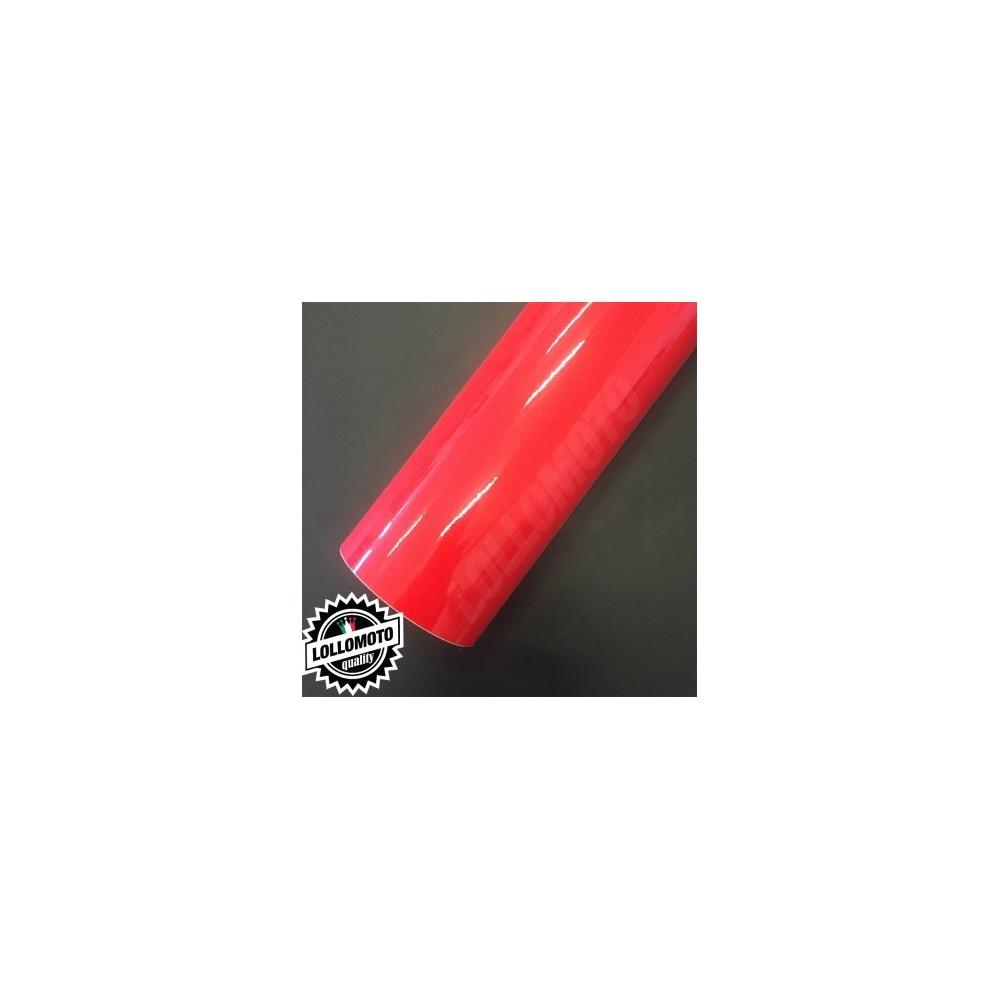 Rosso Lucido Pellicole Adesiva Rivestimento Auto Car Wrapping