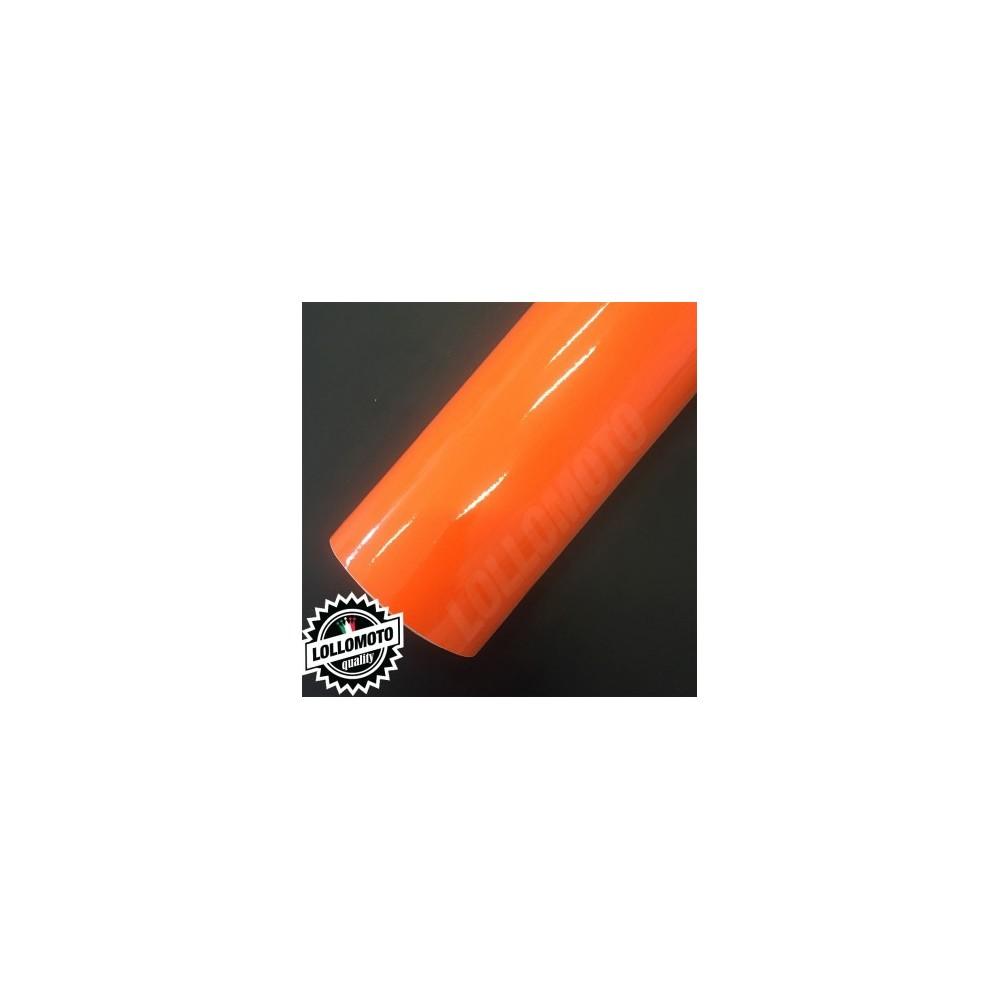 Arancio Lucido Pellicole Adesiva Rivestimento Auto Car Wrapping