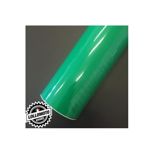 Verde Prato Lucido Pellicole Adesiva Rivestimento Auto Car Wrapping