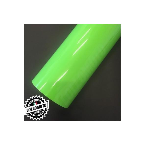 Verde Mela Lucido Pellicole Adesiva Rivestimento Auto Car Wrapping