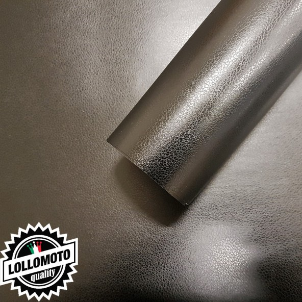Effetto Pelle Nera Texture Pellicola Adesiva Auto Car Wrapping