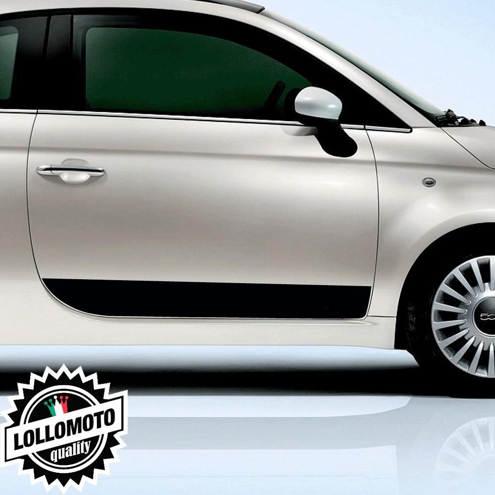 Strisce Adesive Sportello Kiko Mod. Per Abarth Fiat 500 Adesivi