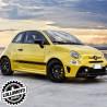 Strisce Abarth Mod59 Fiat 500 Adesivi Stickers Fiancate Auto
