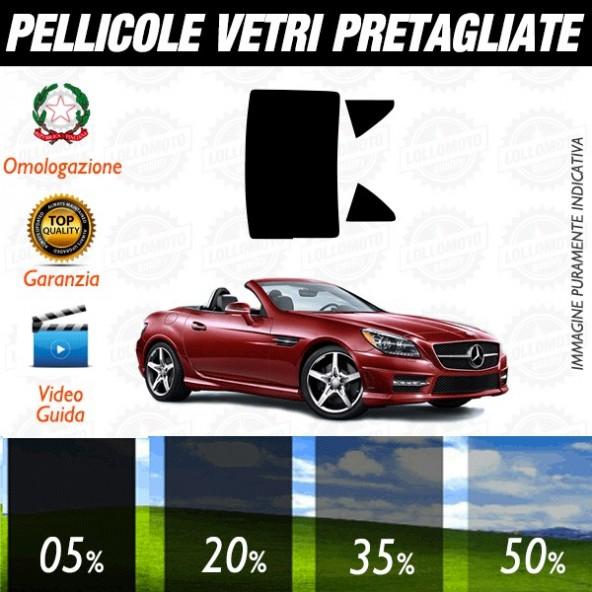 Pellicole Oscuranti Mercedes Pre Tagliate A Misura Oscuramento Vetri