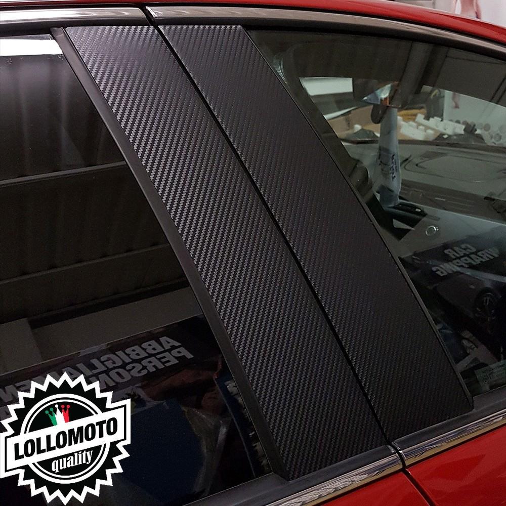 Kit 4 Strisce Adesive Montanti Anteriori Alfa Romeo Giulietta