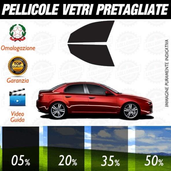 Alfa Romeo 159 5P 06-17 Pellicole Oscuramento Vetri Anteriori