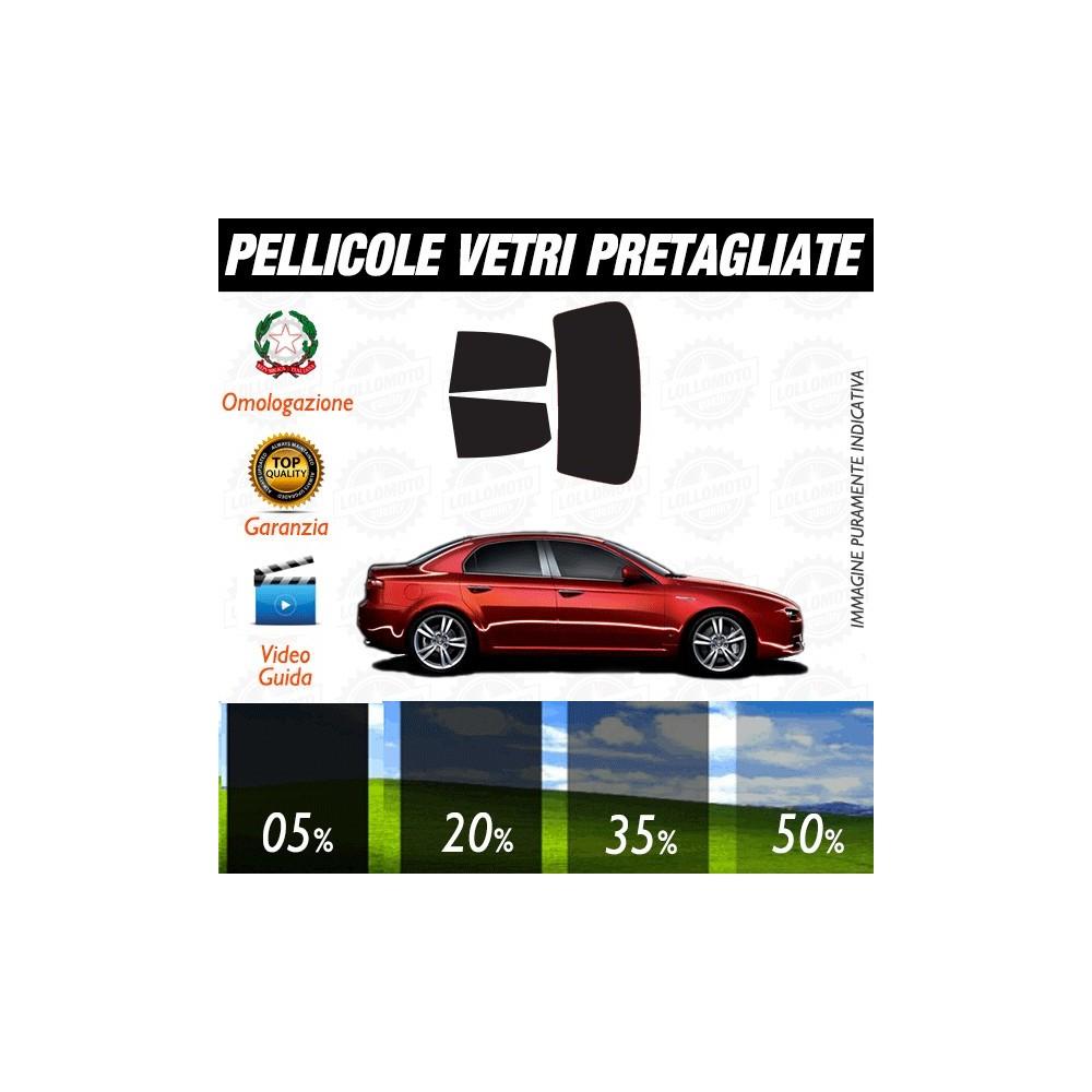 Alfa Romeo 159 5P 06-17 Pellicole Oscuramento Vetri Posteriori