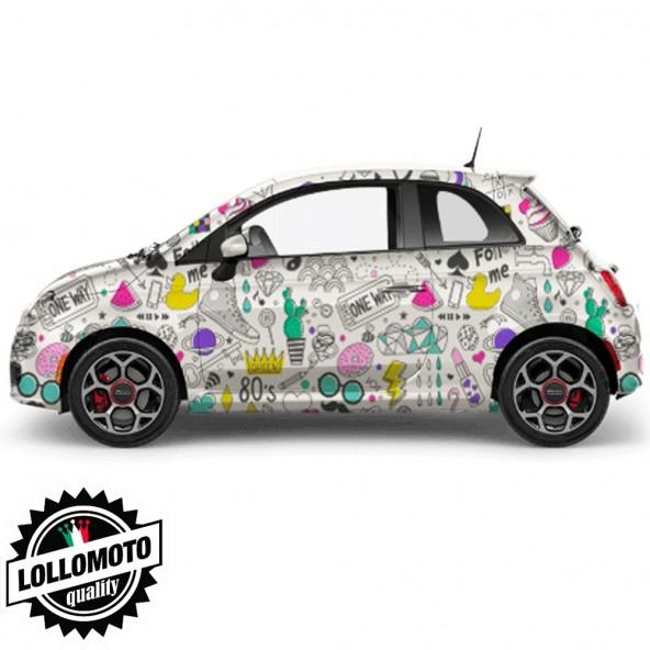 Legno Effetto Pino grigio chiaro Rotolo Pellicola Adesiva Car Wrapping Professionale Top di Gamma