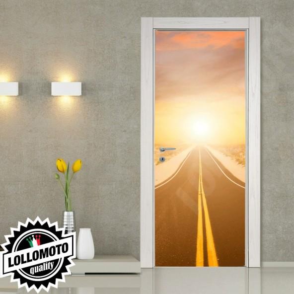 Adesivo Per Porta Scena Del Crimine Crime Pellicola Adesiva  Personalizzata Interior Design Arredamento