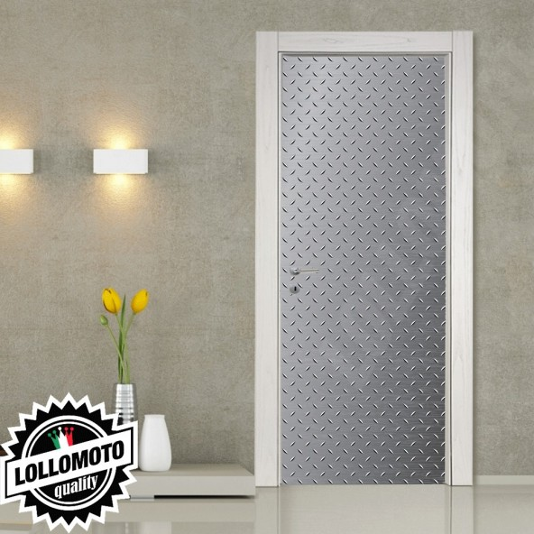 Adesivo Per Porta Galaxy Pellicola Adesiva Personalizzata Interior Design Arredamento