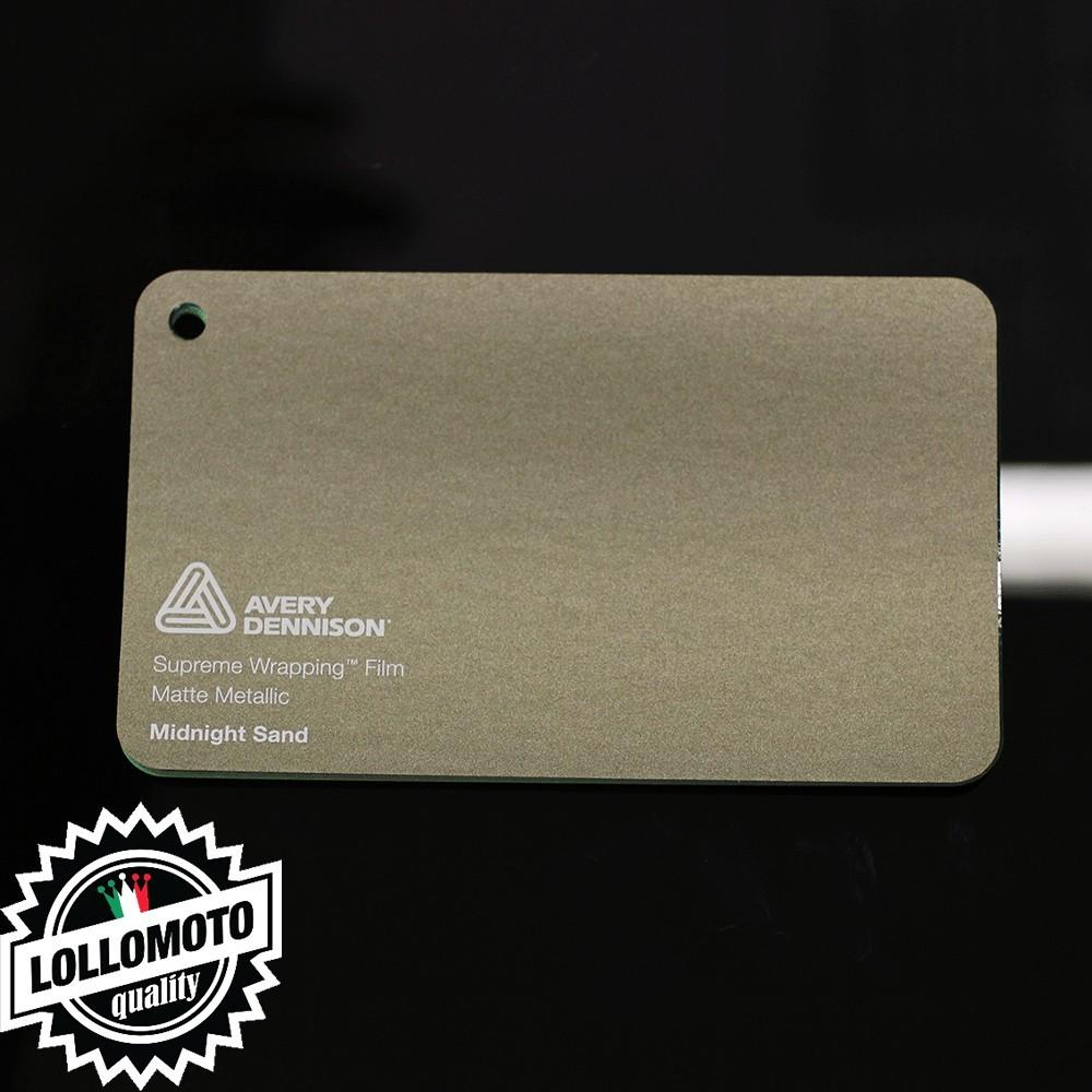 Dark Green Gloss Pellicola Car Wrapping Avery Dennison™ Supreme Wrapping Film Cast Professionale Adesiva