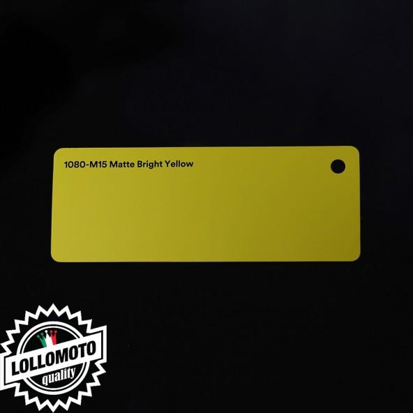 Gloss Bright Yellow Pellicola Car Wrapping 3M™ Supreme Wrapping Film Cast Professionale Adesiva