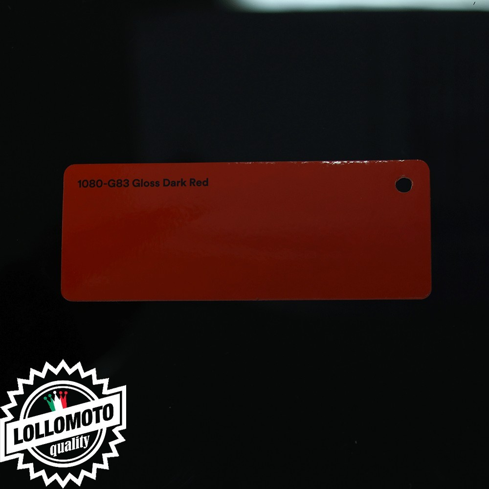 Gloss Hotrod Red Pellicola Car Wrapping 3M™ Supreme Wrapping Film Cast Professionale Adesiva