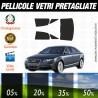 Audi A6 Avant 06-09 Pellicole Oscuramento Vetri Auto Pre
