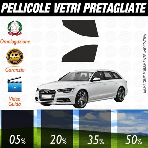 Audi A3 13-16 5P Pellicole Oscuramento Vetri Anteriori Auto Pre Tagliate a Misura