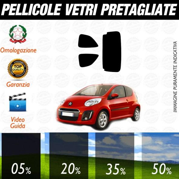 Fiat Tipo WS 5P 16-17 Pellicole Oscuramento Vetri Auto Pre Tagliate a Misura