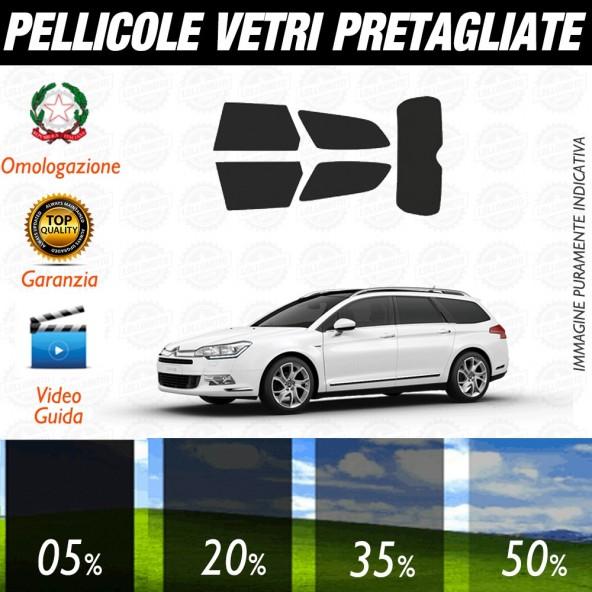 Citroen C4 Picasso 14-17 Pellicole Oscuramento Vetri Posteriori Auto Pre Tagliate a Misura