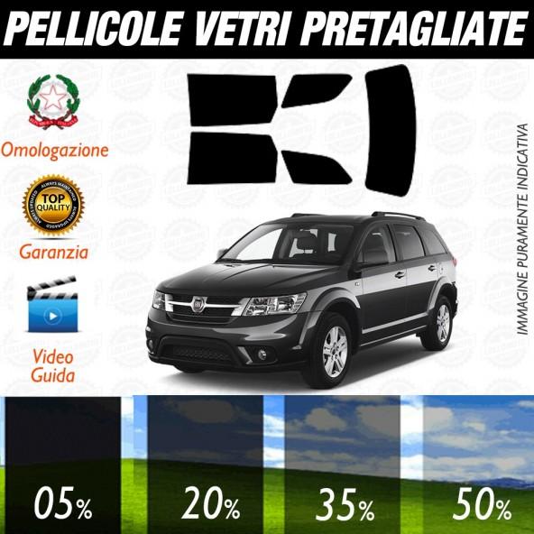Fiat Croma Sw 07-17 Pellicole Oscuramento Vetri Auto Pre Tagliate a Misura
