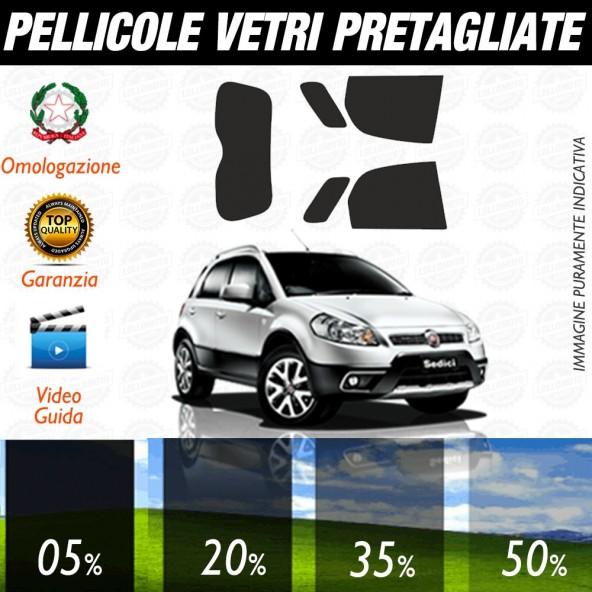 Fiat Freemont 11-15 Pellicole Oscuramento Vetri Auto Pre Tagliate a Misura