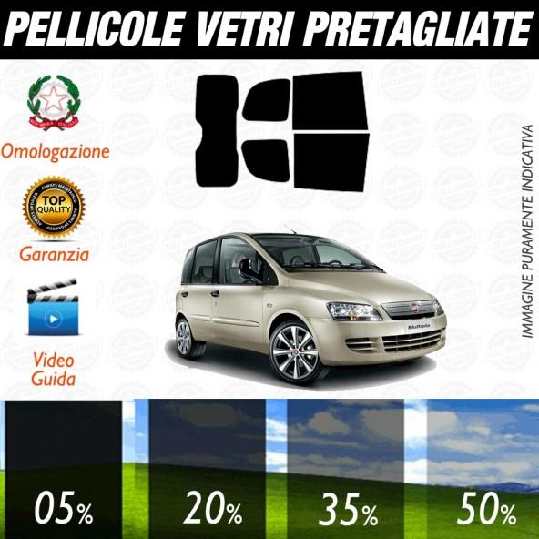 Fiat Idea 03-09 Pellicole Oscuramento Vetri Auto Pre Tagliate a Misura