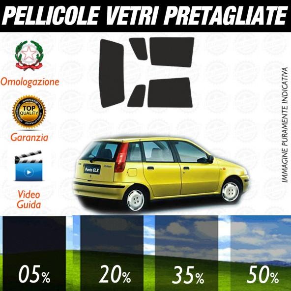 Fiat Multipla 99-06 Pellicole Oscuramento Vetri Auto Pre Tagliate a Misura