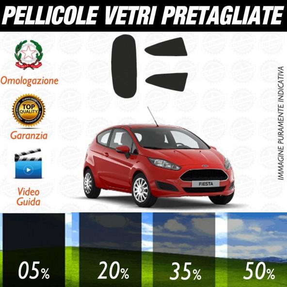 Ford Ecosport 14-17 Pellicole Oscuramento Vetri Auto Pre Tagliate a Misura