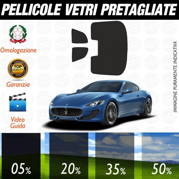Maserati Ghibly 14-17 Pellicole Oscuramento Vetri Auto Pre Tagliate a Misura Posteriore