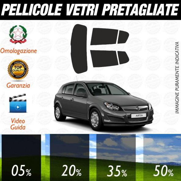 Opel Adam 13-17 Pellicole Oscuramento Vetri Auto Pre Tagliate a Misura