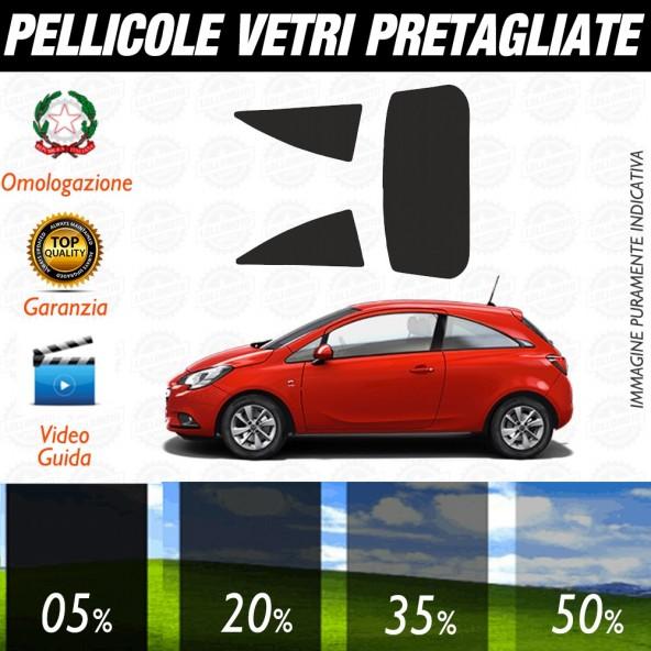 Opel Astra Tourer Sw 10-17 Pellicole Oscuramento Vetri Auto Pre Tagliate a Misura