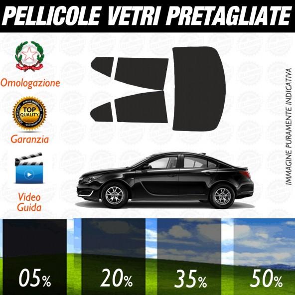 Opel Insigna Sport Tour 09-17 Pellicole Oscuramento Vetri Auto Pre Tagliate a Misura