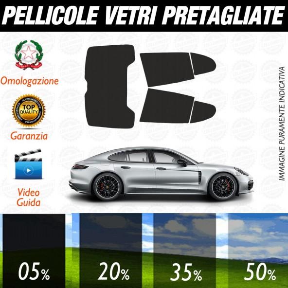 Porsche 911 / Carrera 12-16 Pellicole Oscuramento Vetri Auto Pre Tagliate a Misura