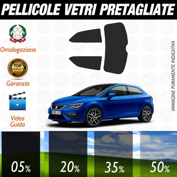 Seat Ibiza ST 10-17 Pellicole Oscuramento Vetri Auto Pre Tagliate a Misura Posteriore