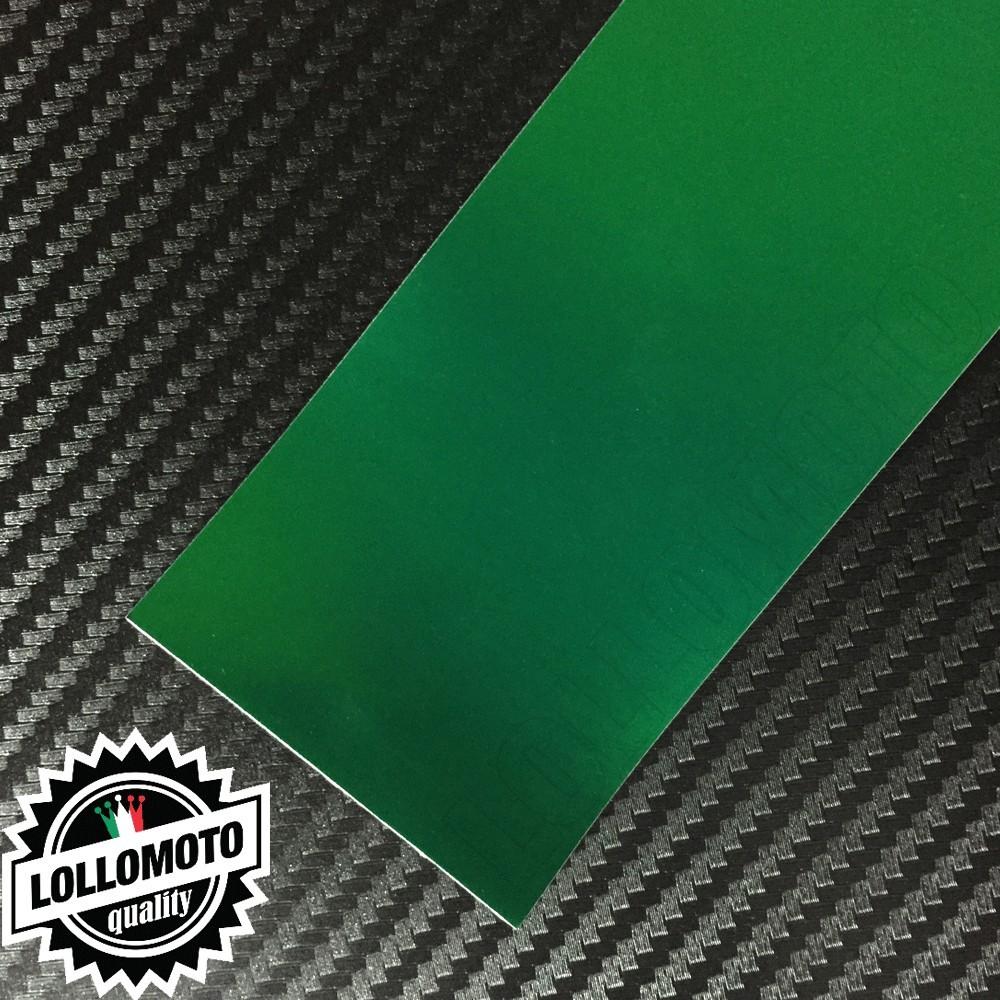 Cromato Verde Opaco Pellicola Cast Professionale Adesiva