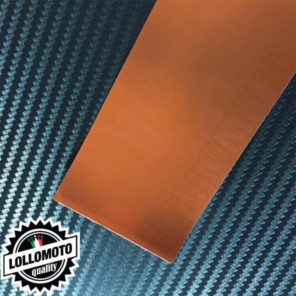 Cromato Coopper Opaco Pellicola APA® Cast Professionale Adesiva Rivestimento Car Wrapping