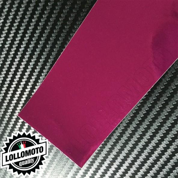 Cromato Magenta Lucido Pellicola APA® Cast Professionale Adesiva Rivestimento Car Wrapping