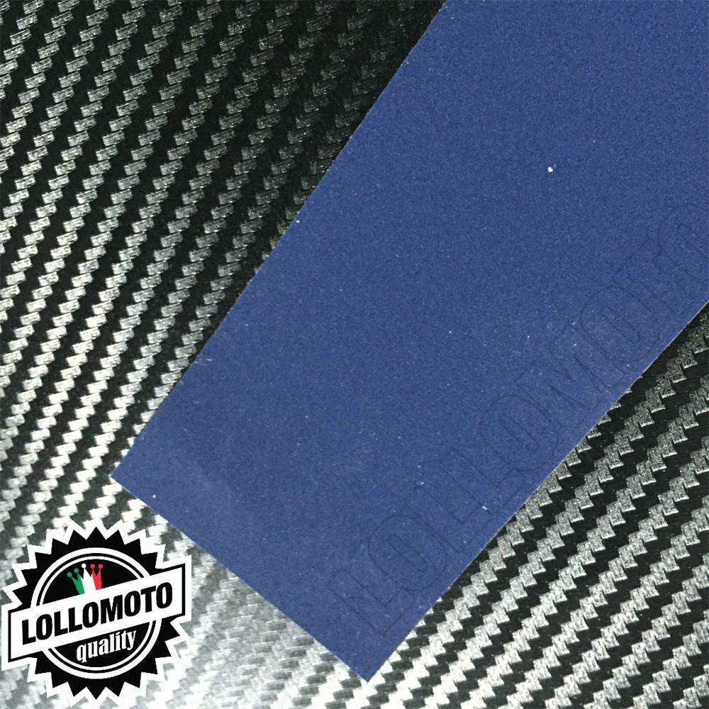 Blu Opaco Ultra Matt Pellicola Cast Professionale Adesiva