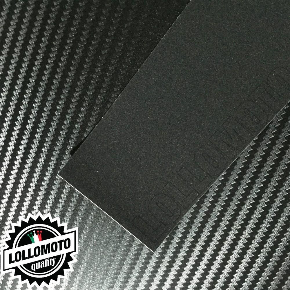 Nero Opaco Ultra Matt Pellicola Cast Professionale Adesiva