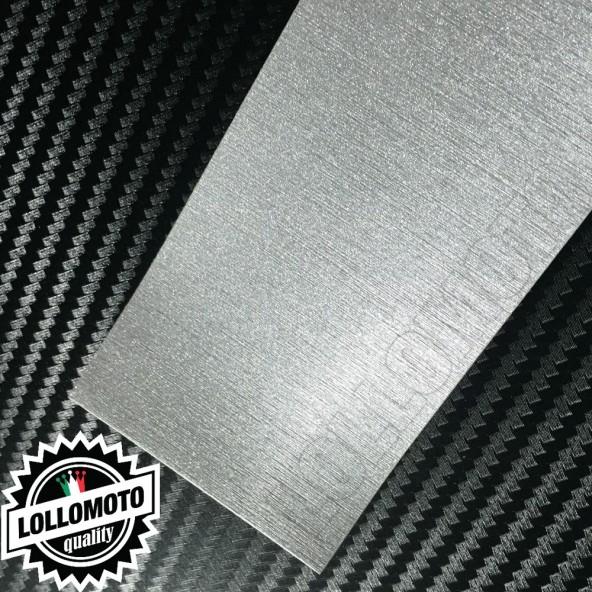 Tecno Grey Spazzolato Pellicola Cast Professionale Adesiva