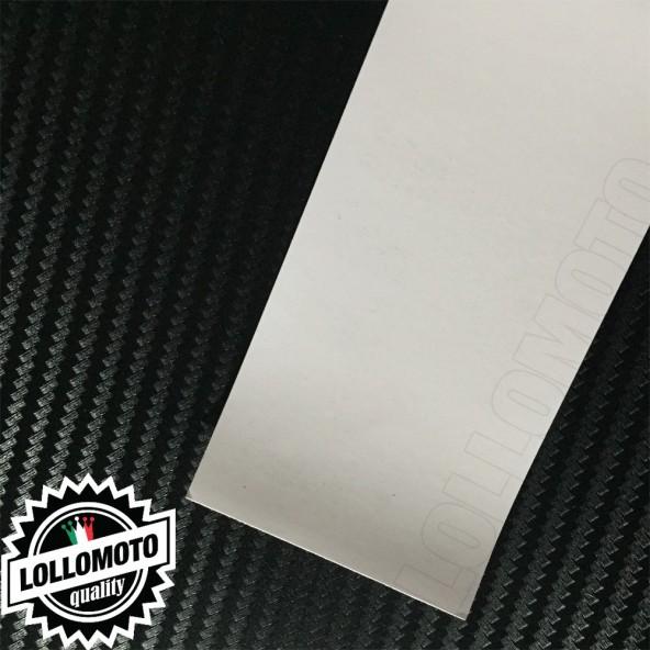 Bianco Lucido Pellicola Cast Professionale Adesiva Rivestimento
